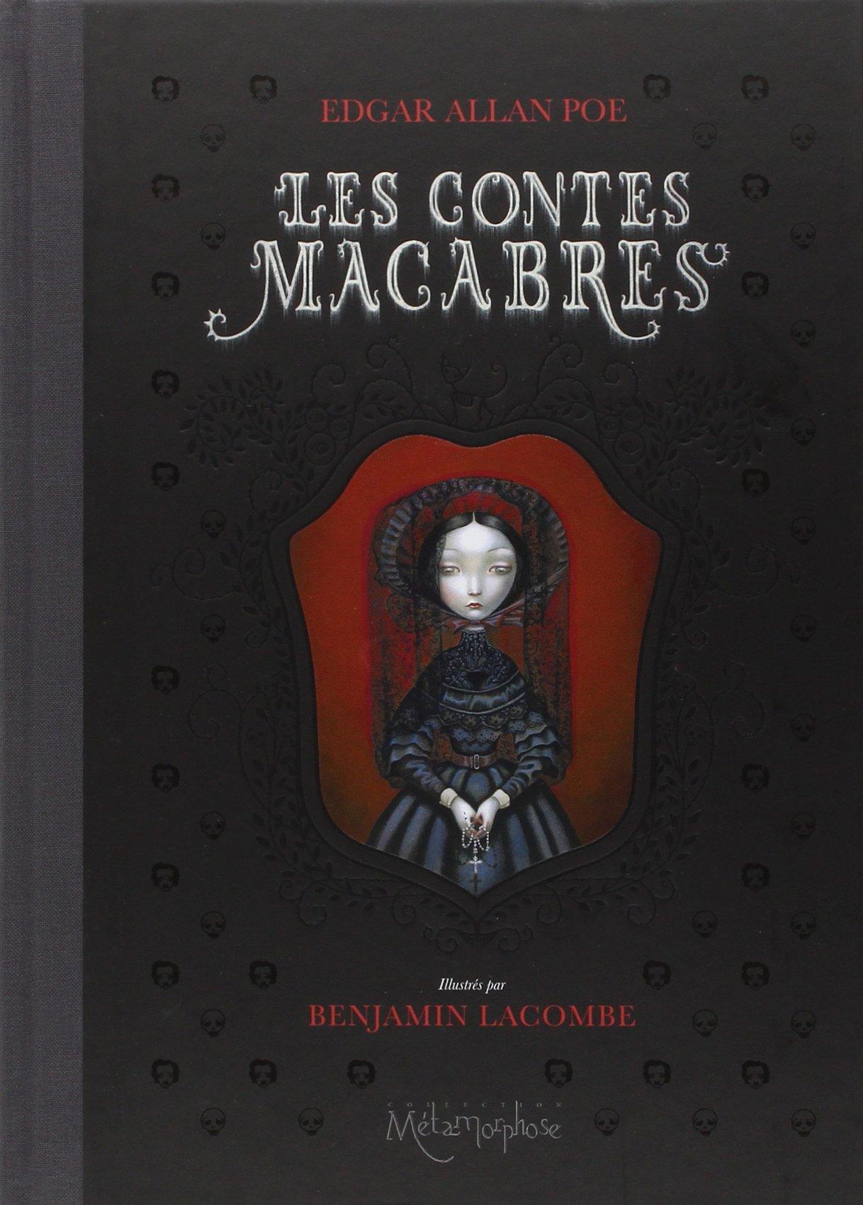 Beaux livres 10 ouvrages terrifiants pour halloween for Histoire macabre