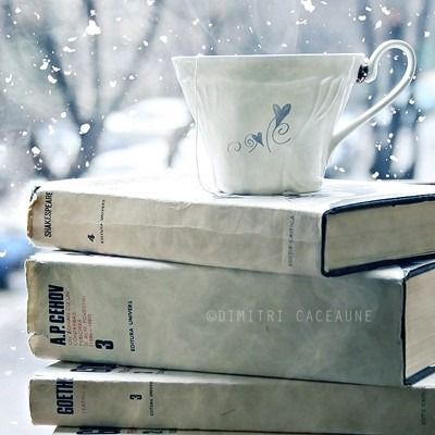 Un thé hivernal...