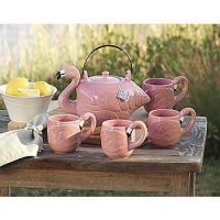 flamingo-tea-set