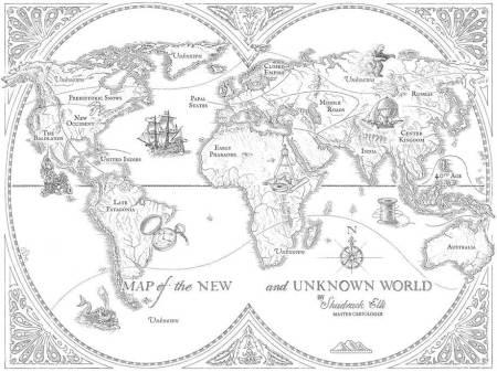 Les cartographes