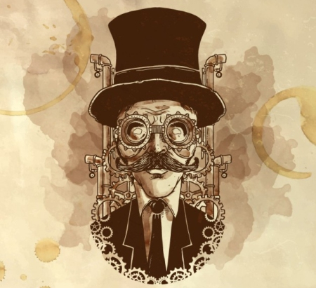 Steampunk darkwind