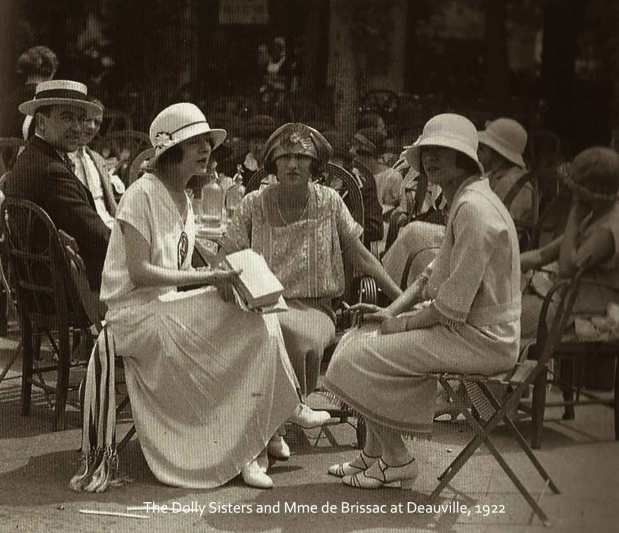 the-dolly-sisters-and-mme-de-brissac-at-deauville-1922