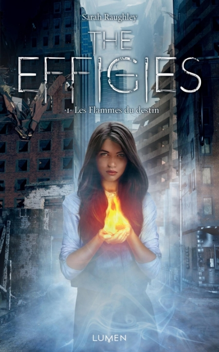 Tome 1 The Effigies - Version française chez Lumen