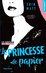 Les héritiers tome 1, la princesse de papier