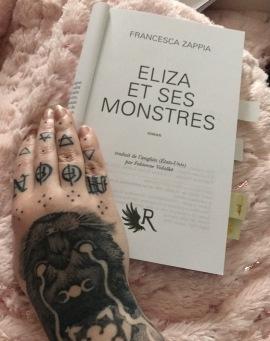Eliza et ses monstres Collection R