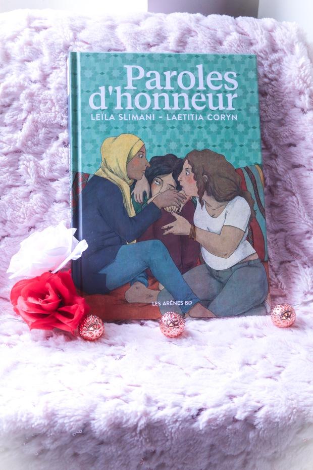 Paroles d'honneur BettieRose books