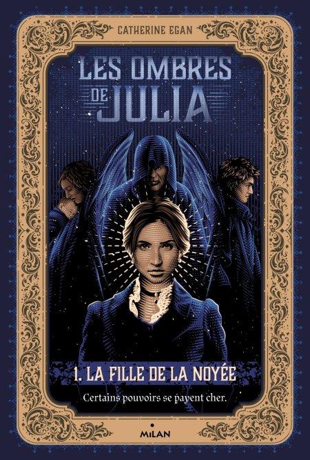 Page Turners roman Les ombres de Julia