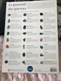 La liste des pierres et propriétés
