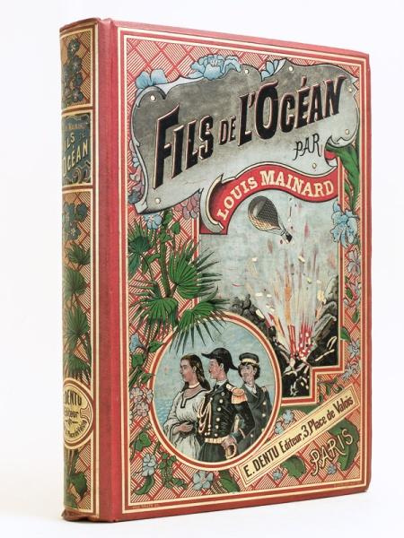 Fils de l'océan livre 1894