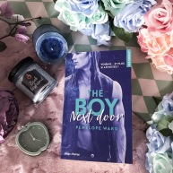 The boy next door, french cover, Hugo new romance, Penelope Ward