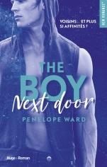 The boy next door couverture Voisins et plus si affinités