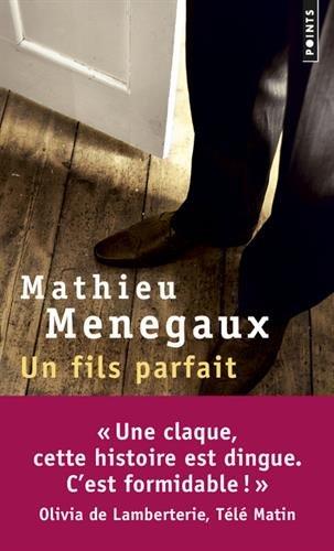 Un fils parfait de Mathieu Menegaux