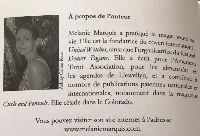 Esotérisme Mélanie Marquis