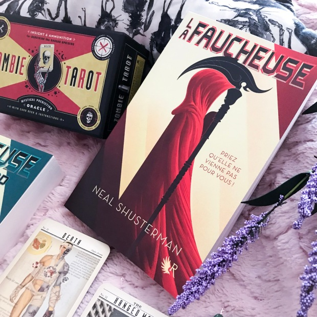 Tome 1 - Faucheuse - Collection R