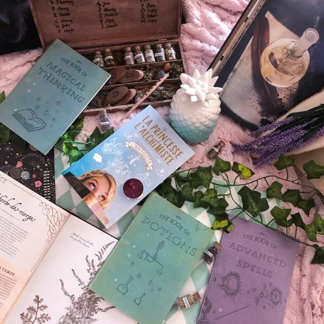 The Potion Diaries BettieRose